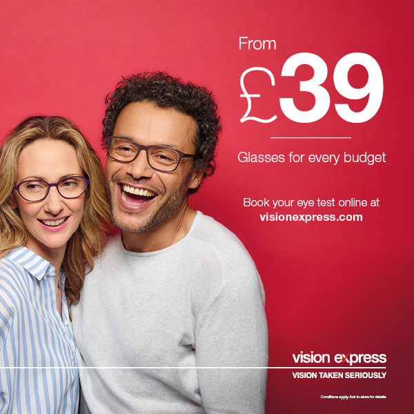 From £39 Glasses